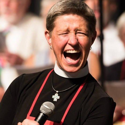Rev. Dr. Lisa Tucker-Gray